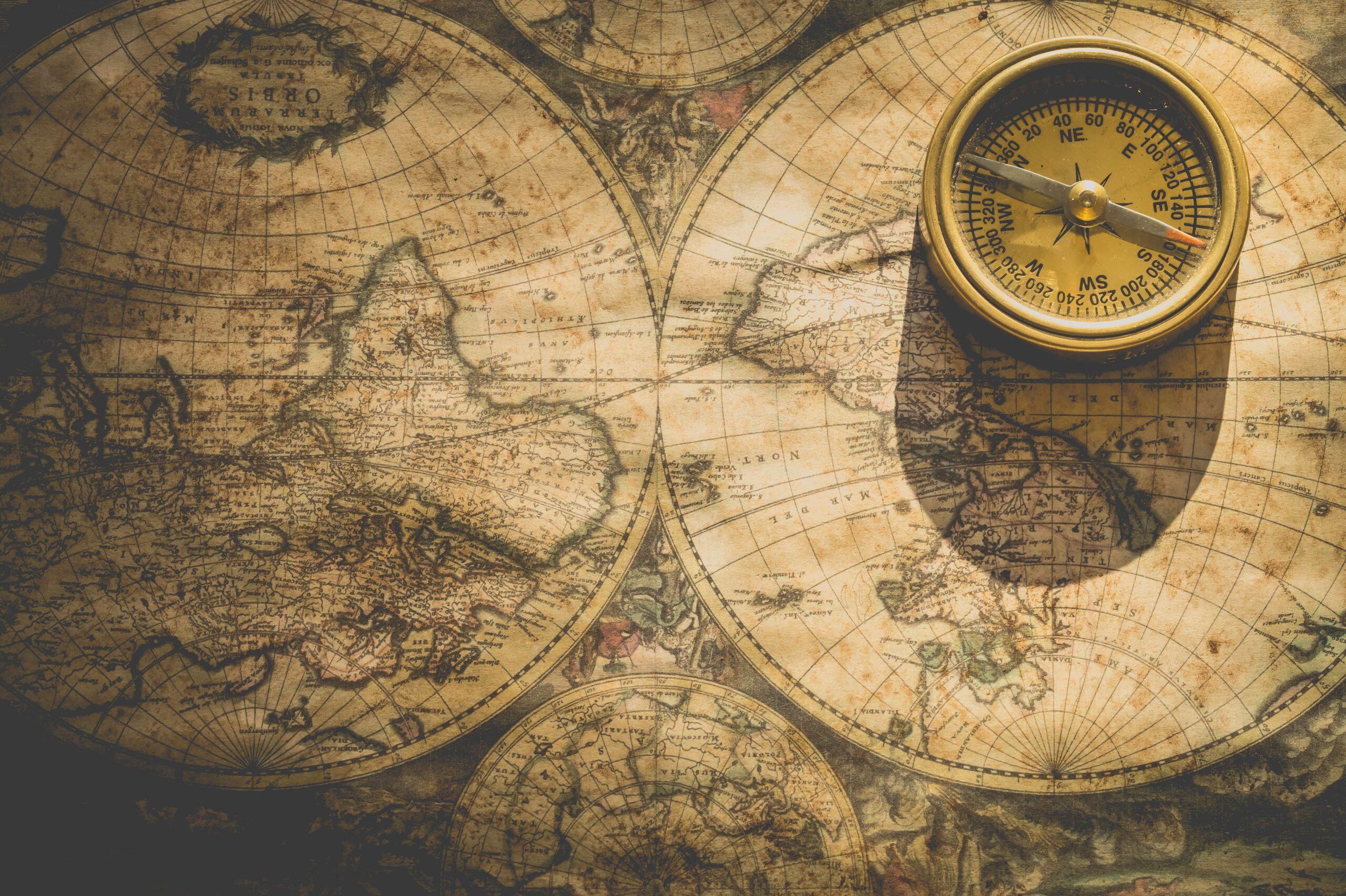 Артикль the з географічними термінами