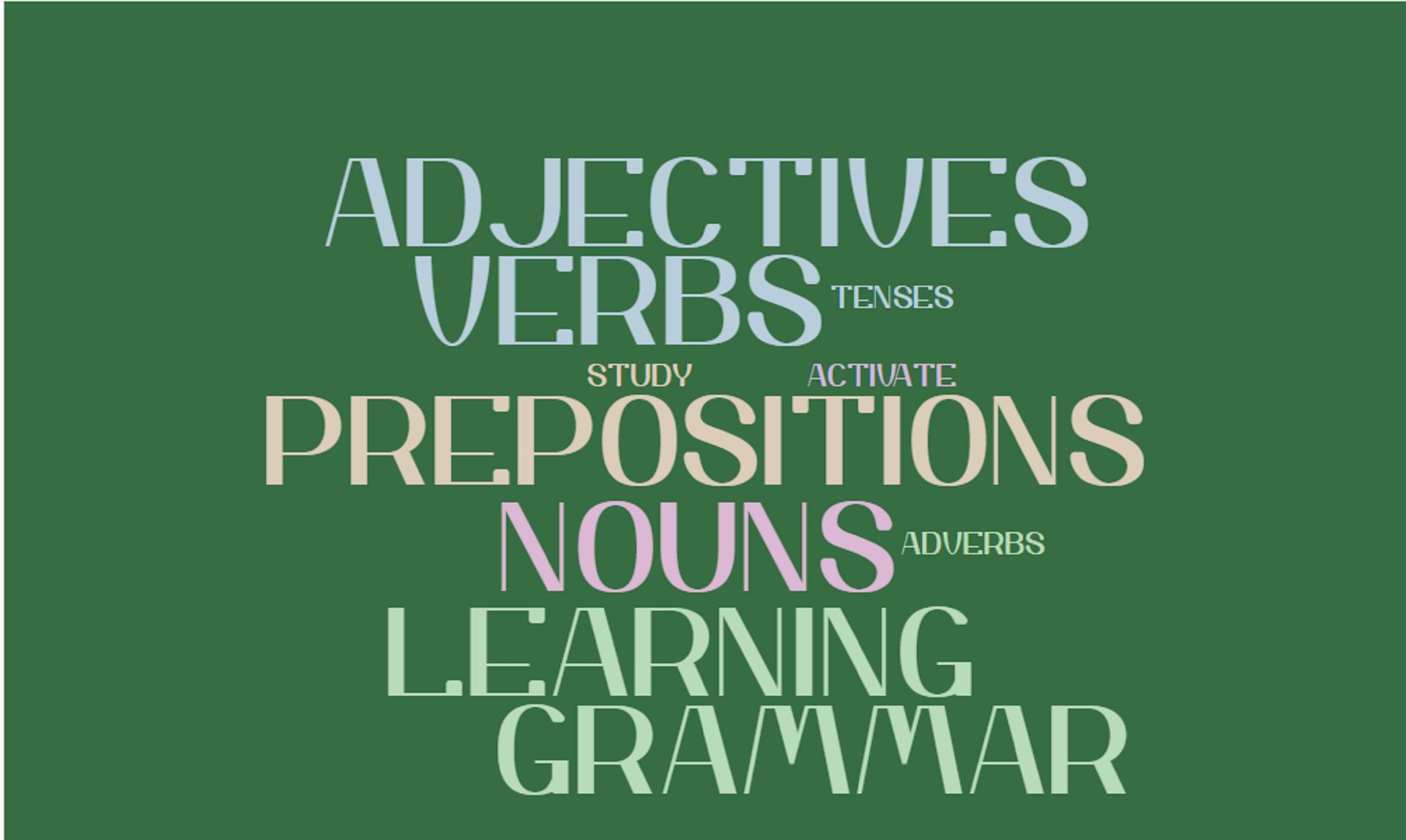 Формы глагола в английском языке