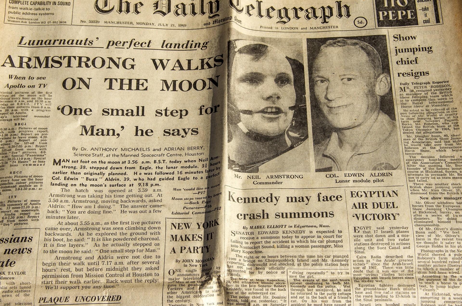 Заголовки новин в англійській