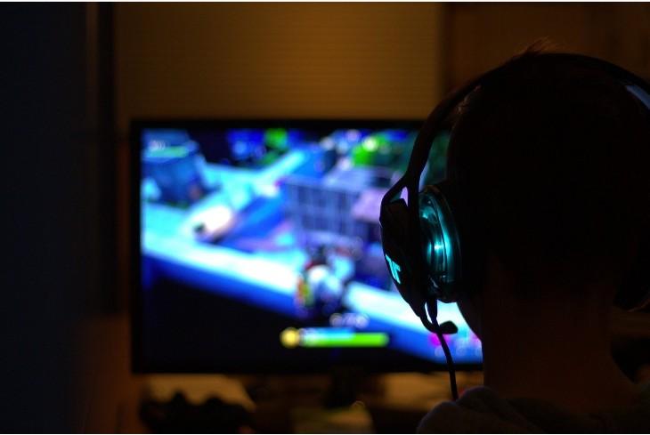 Вивчення англійської через комп'ютерні ігри
